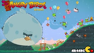 Angry Birds Seasons: May Day 2015 Walkthrough 3 Stars