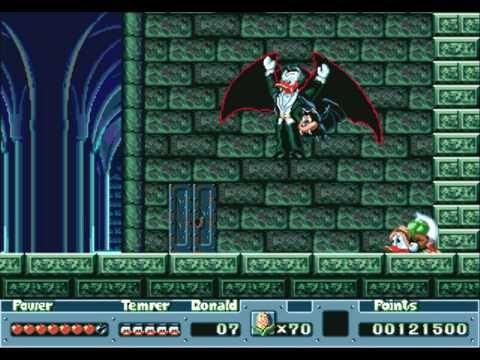 [Análise Retro Game] - QuackShot estrelando Pato Donald - Mega Drive Hqdefault
