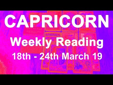 tarot reading march 18 2020