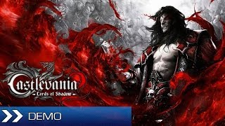 Castlevania Lords Of Shadow 2 Demo Gameplay Walkthrough Part 1 - Drop Of Blood