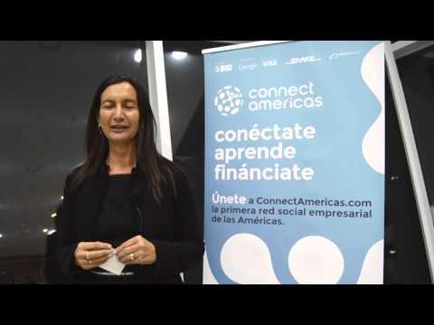 Entrevista a Andrea Grobocopatel, presidenta de Fundación FLOR