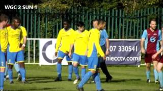 Welwyn Garden City FC v Sun Sports FC