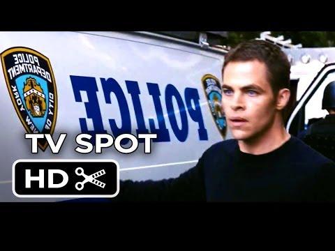 Jack Ryan: Shadow Recruit TV SPOT - Prepare (2014) - Chris Pine Movie HD