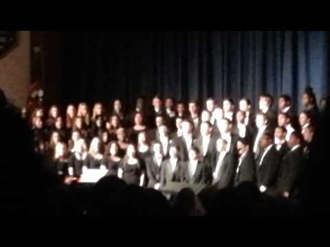North Babylon High School Choir- Road Not Taken