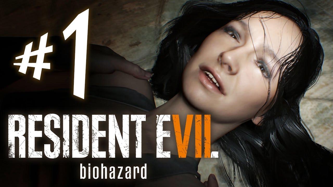 Resident Evil 7 Parte 1 Ethan Bem Vindo A Familia Baker