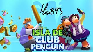 Isla de Club Penguin || Que hacer si no eres socio?