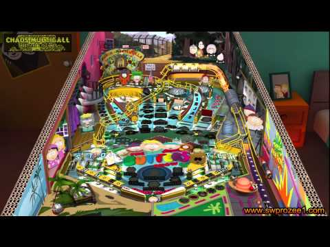 Zen Pinball 2: South Park - Butters very own pinball game