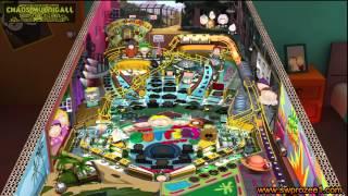 Zen Pinball 2: South Park - Butters very own pinball game
