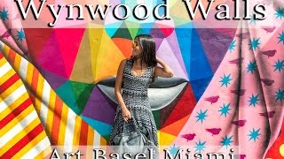MEETING LEGENDS AT WYNWOOD WALLS  | ART BASEL MIAMI