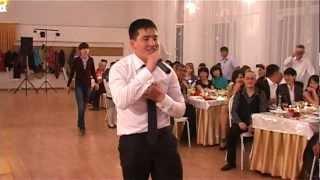 Жених читает рэп своей жене (Наиль + Румия) Астрахань.mpg