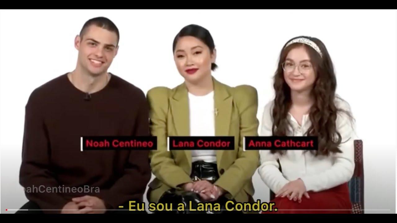"""Noah, Lana e Anna se lembram de tudo que aconteceu em """"Para Todos os Garotos""""?"""