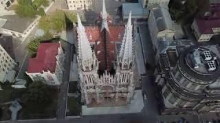 St. Nicholas Roman Catholic Cathedral. Николаевский костёл. Киев. Украина.