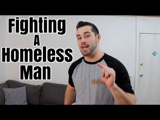 fighting-a-homeless-man