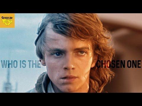 IS ANAKIN OR LUKE SKYWALKER THE CHOSEN ONE? STAR WARS THEORY