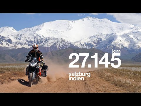 Joe Pichler 27.145km Salzburg Indien
