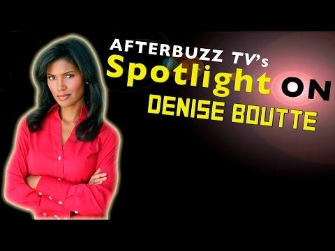 Denise Boutte   AfterBuzz TV's Spotlight On