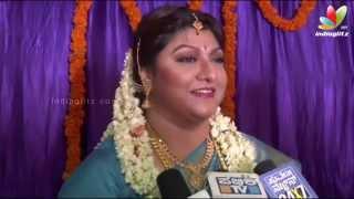 Ganga Movie Press Meet On Location   Malashri    Latest Kannada Movie