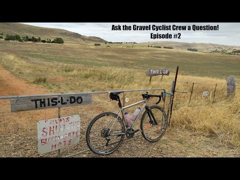 Ask the Gravel Cyclist Crew a Question! - Episode 2