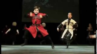Джута и Ко׃ Истина в танце  Грузинские танцы   Сухишвили & СЭУ 1 online video cutter com