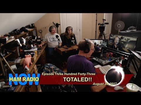 HRN 343: TOTALED!! on Ham Radio Now