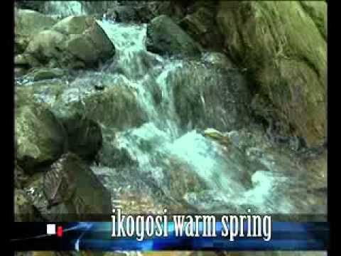 Tour Guide on Ikogosi Export