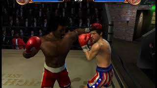 Rocky 2002 (Game) Apollo Creed vs Rocky Balboa