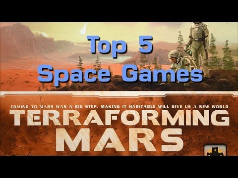 Top 5 Space Games