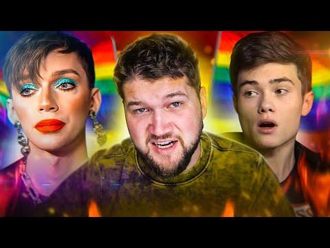 ВОЛОДЯ Xxl жутко боится геев (интервью с Петровым)