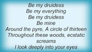 Type O Negative - Be My Druidess Lyrics