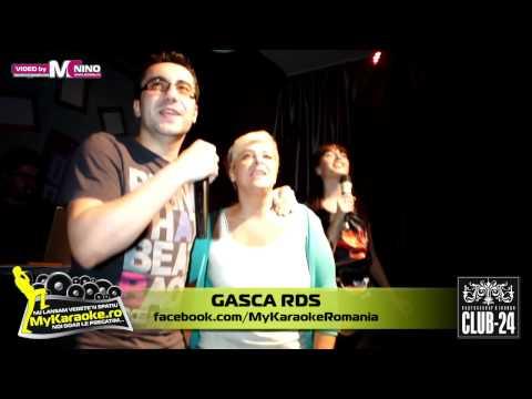 GASCA RDS la KARAOKE Party by Mc Nino & Razvan Kid @ 12.01.2012 CLUB 24 MyKaraoke