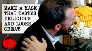 Make a Mask That Tastes Delicious and Looks Great | Full Task | Taskmaster