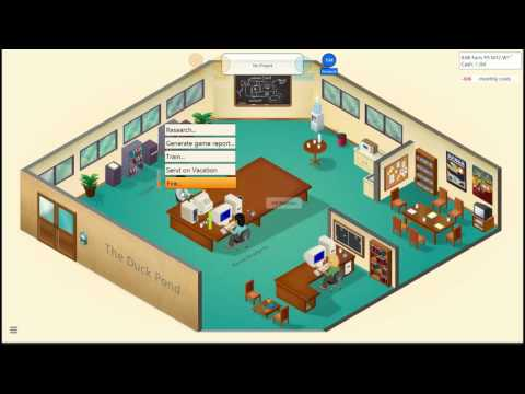 Game Dev Tycoon Part 4 The Game Reviewers a Lonely Men