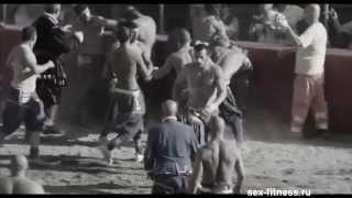 Флорентийский футбол. Современные гладиаторы