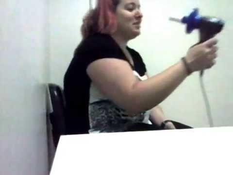 Видео Funçao pulmonar exame
