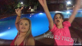 Arriving in Salou!! | meet mini me! | holiday vlog 1