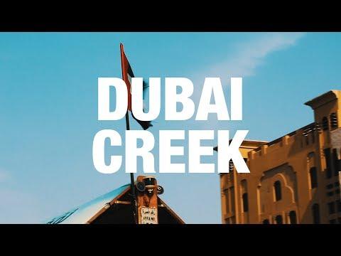 The beauty of Dubai Creek