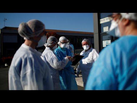 Coronavirus : Le Bilan S'alourdit, 365 Décès En 24 Heures En France