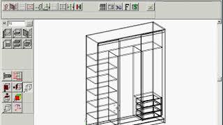 Базис Мебельщик 6  Шкаф
