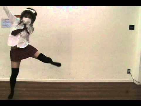 【さやか】「ルカルカ★ナイトフィーバー」踊ってみた【全力】
