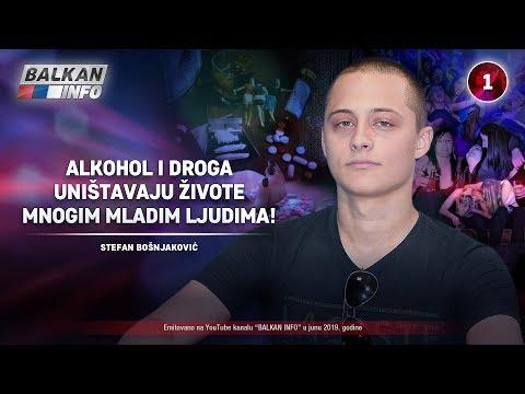 INTERVJU: Stefan Bošnjaković - Alkohol i droga uništavaju živote mnogim mladim ljudima! (2.6.2019)