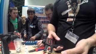 Выставка инструментов MITEX-2015. Видеоотчёт о посещении командой Install Team.