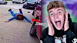 CREEPIEST Things Spotted On Camera.. (Unbelievable)