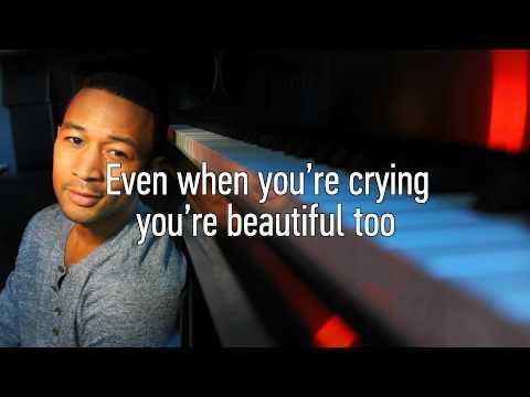 John Legend - All Of Me lyrics (Lyric Video)