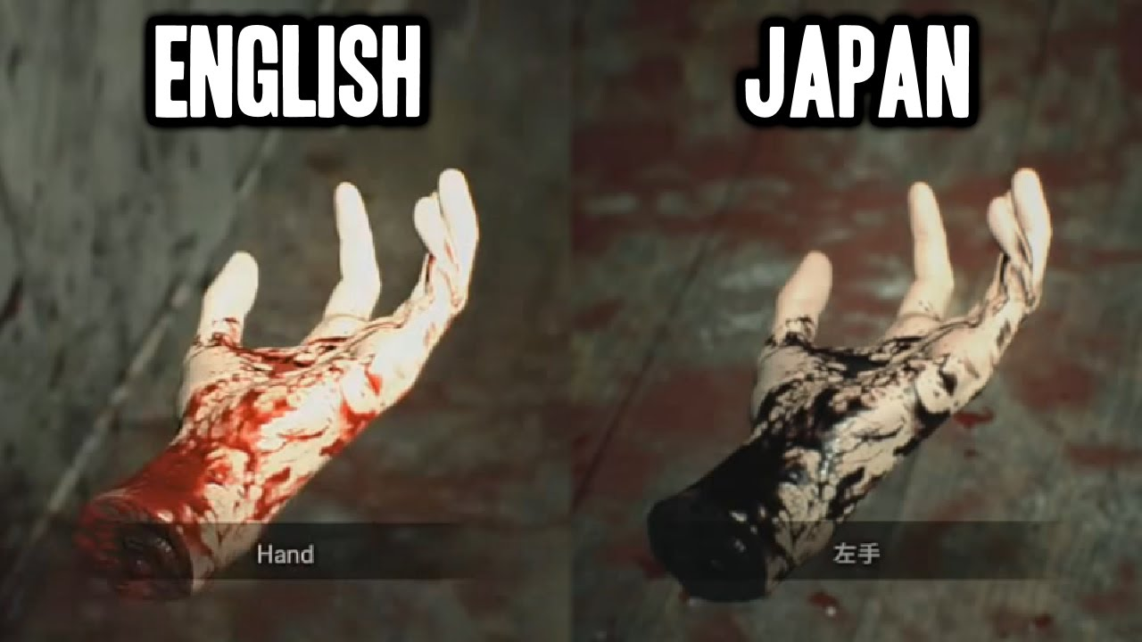 Japanese Censorship The Resident Evil Games You Never Knew Changed Ihorror Horror News And Movie Reviews