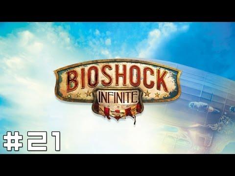 BioShock Infinite #21 - Exploring Emporia