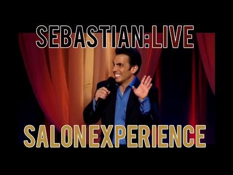 The Salon Experience | Sebastian Maniscalco: Sebastian Live