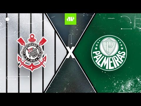 Corinthians x Palmeiras - AO VIVO - 25/09/2021 - Campeonato Brasileiro