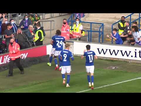 Ipswich AFC Wimbledon Goals And Highlights