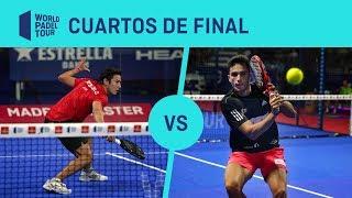 Resumen Cuartos de Final Botello/Ruiz Vs Galán/Lima Estrella Damm Madrid Master
