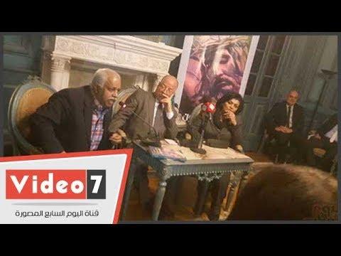 حمدى رزق: السلفيون كفّروا الأقباط وصدروا ما يكفى قرونا لكراهية المسلمين  - نشر قبل 3 ساعة